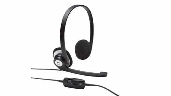 Logitech Clear Chat Stereo Headset inkl. Mikrofon