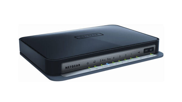 Netgear N750 Wireless Dual Band Gigabit Router WNDR-4000