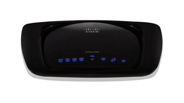 Linksys E1000 Wireless-N WLAN-Router