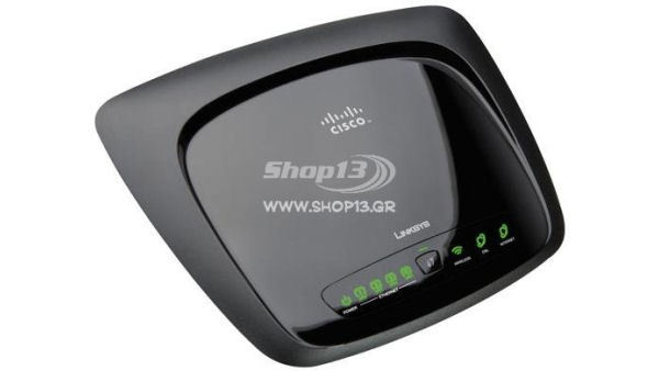 Linksys WAG120N WLAN-Router