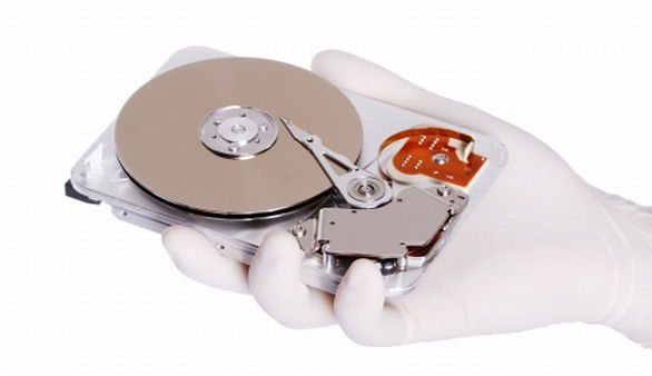 Herkömmliche HDD Festplatten