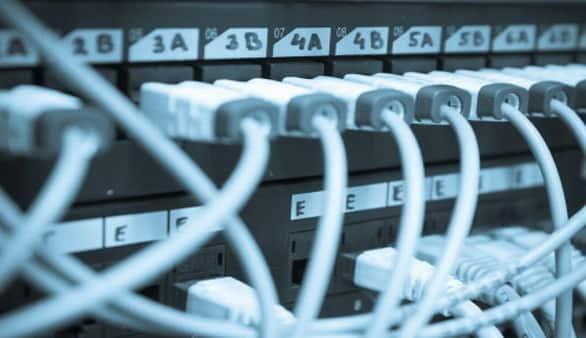 Einrichtung von DSL-Routern