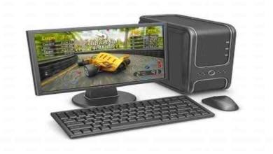 Energiesparende Gaming PCs @iStockphoto/pagadesign